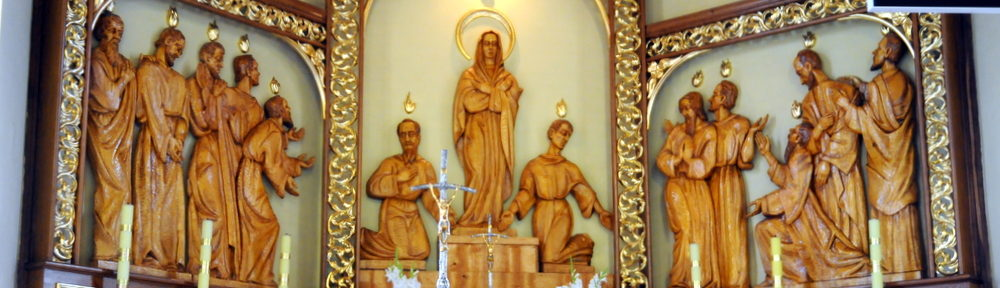 Parafia pw. NMP Matki Kościoła w Tarle